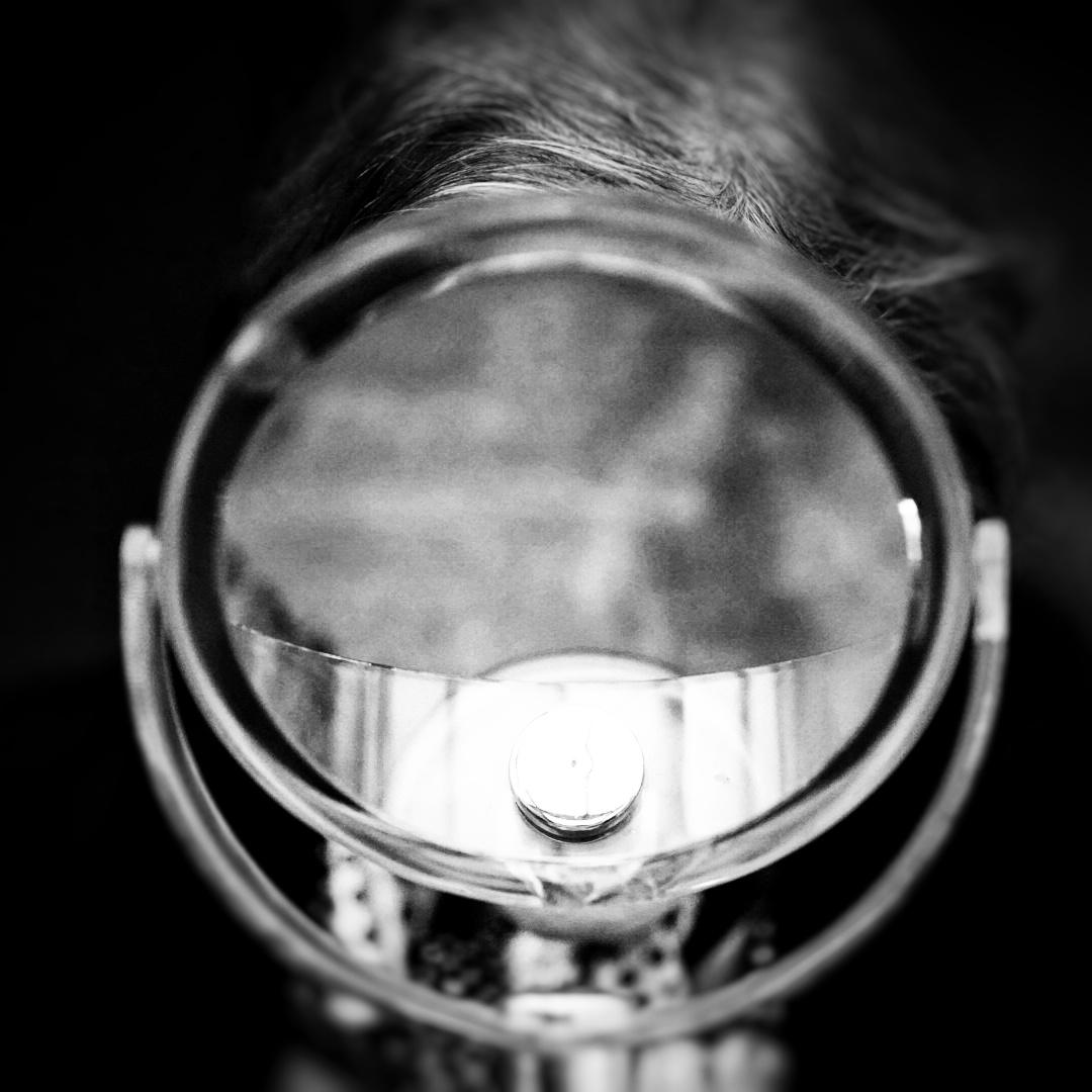 spiegel met Rouw