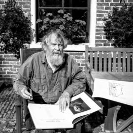 Westeremden - Portret Henk Helmantel