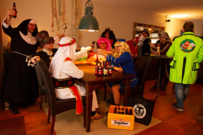 Coronaproof Carnaval