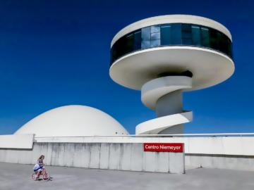 Avilés - Centro Oscar Niemeyer