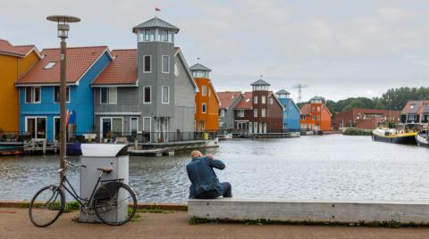 Groningen Jachthaven Reitdiep