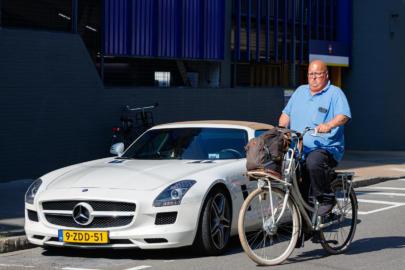 Dit is mijn Mercedes