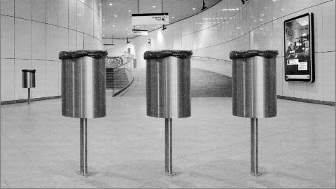Metro hal