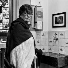 Toezichthoudster Begijnhofkerk Breda